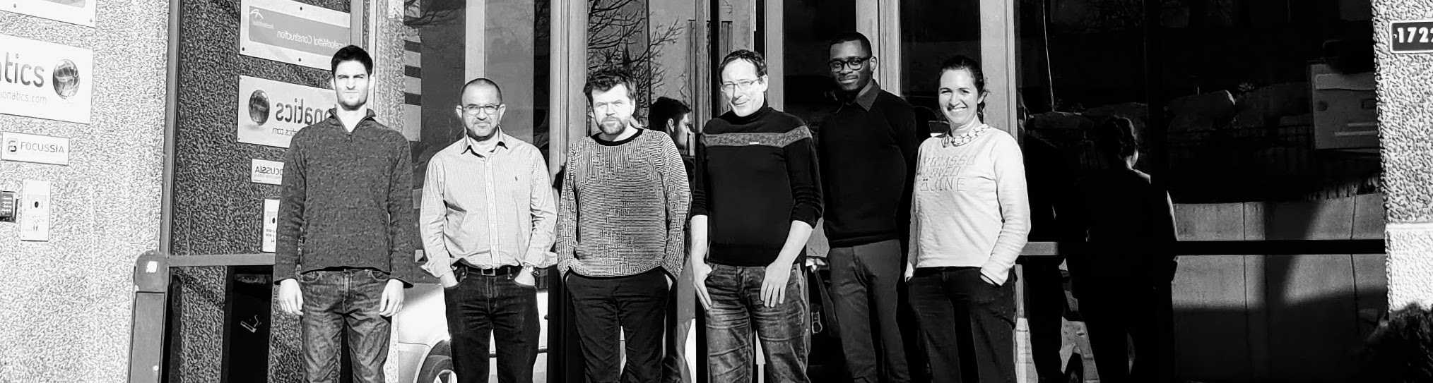 Focussia team of smart manufacturing experts